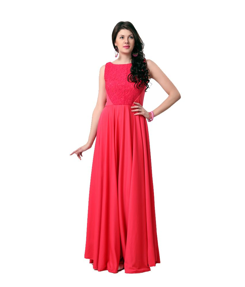 Eavan Pink Fit And Fare Maxi Dress Buy Eavan Pink Fit And Fare