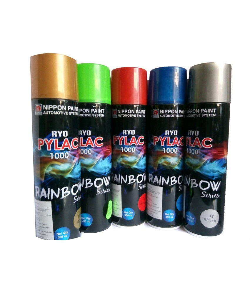 Buy Nippon Paint Pylac 1000 Spray Paint Online At Low Price In India Snapdeal