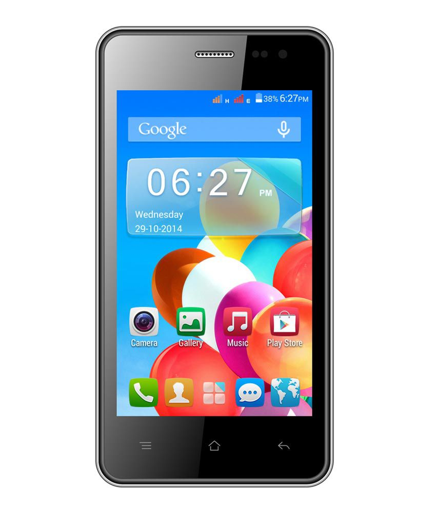 95d2fa2ad Opal Q4 3G Wifi 4Gb Rom Android 4.4 Kitkat 3.2 Mp   1.3Mp Camera 1.2 Ghz  Quad Core Processor 10.16 cm (4) Ips Display Smartphone Mobile Phones Online  at Low ...