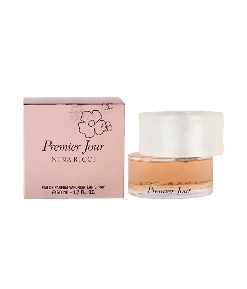 7397be8e9d Nina Ricci Premier Jour Edp For Her 50Ml  Buy Online at Best Prices in  India - Snapdeal