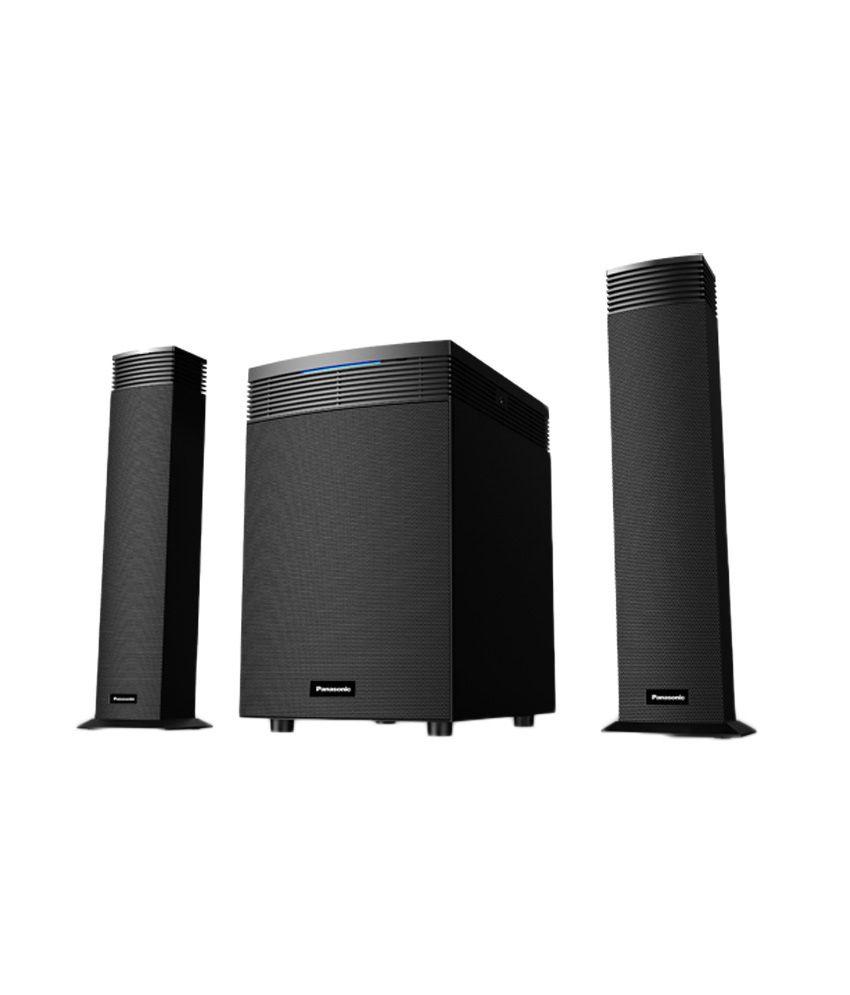 Panasonic Sc-htb20 240 Watt 2.1-channel Multimedia Speakers
