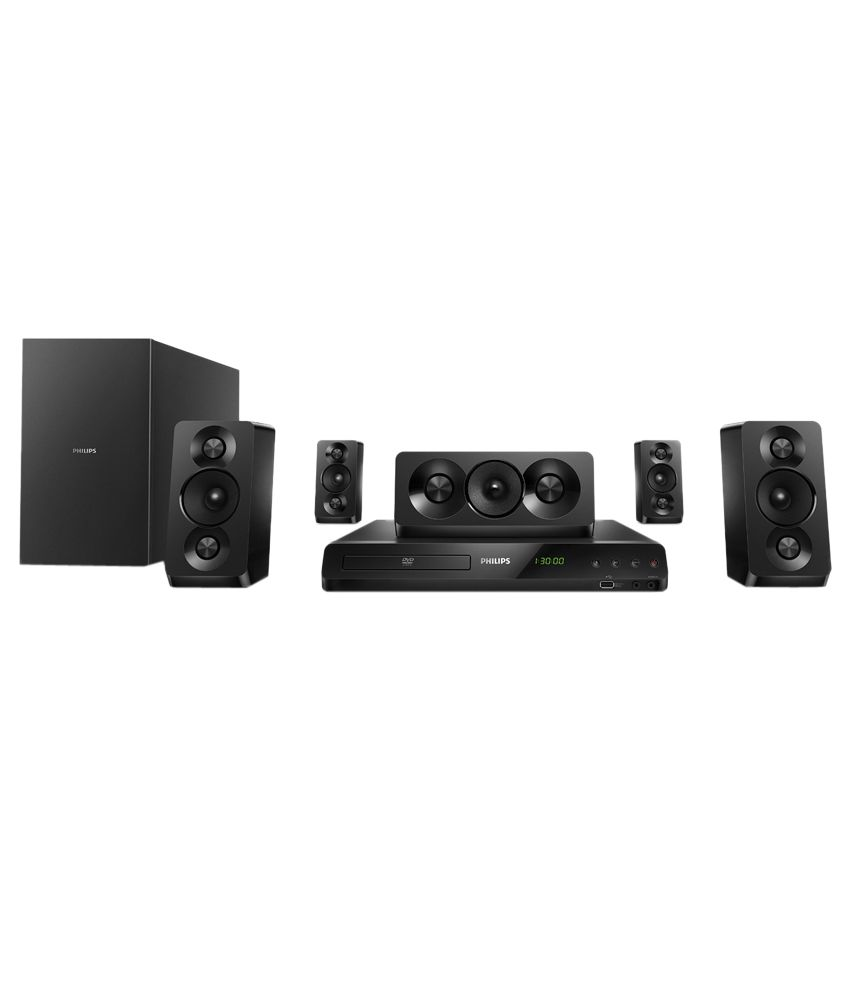 buy philips htd5520 94 home theatre system online at best. Black Bedroom Furniture Sets. Home Design Ideas