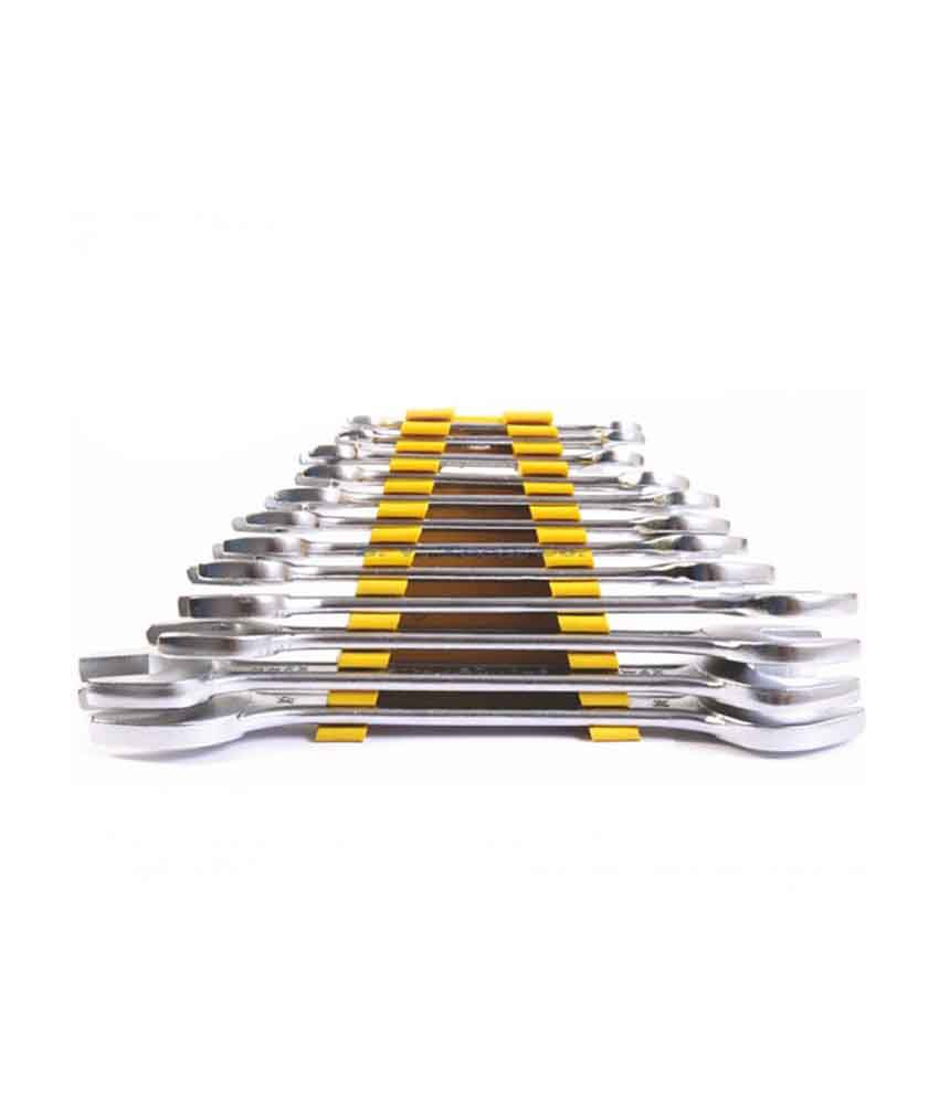 Stanley - Spanners - (70-380) - 12 Piece - Double Open End Spanner Set