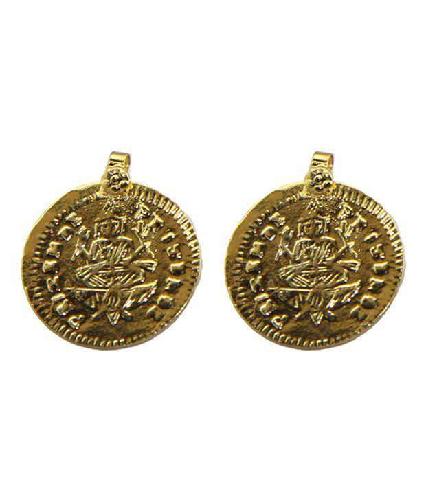 Jstarmart Big Coin Earing Tops