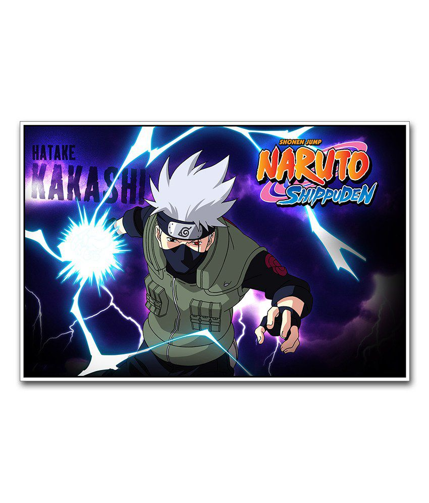 Artifa Naruto Poster: Buy Artifa Naruto Poster At Best