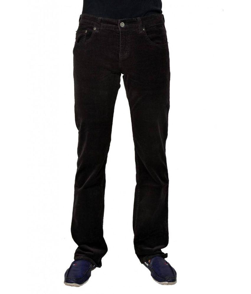 Passport Charcol Regular Fit Jeans