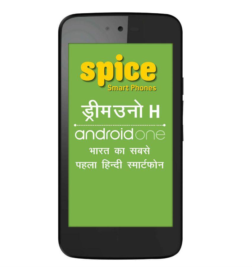 Spice Dream Uno H MI 498H 4 GB Blue