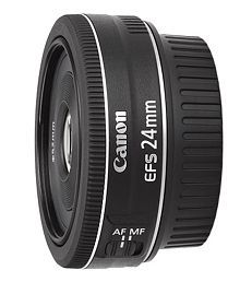 Canon EF-S24mm f/2.8 STM Lens
