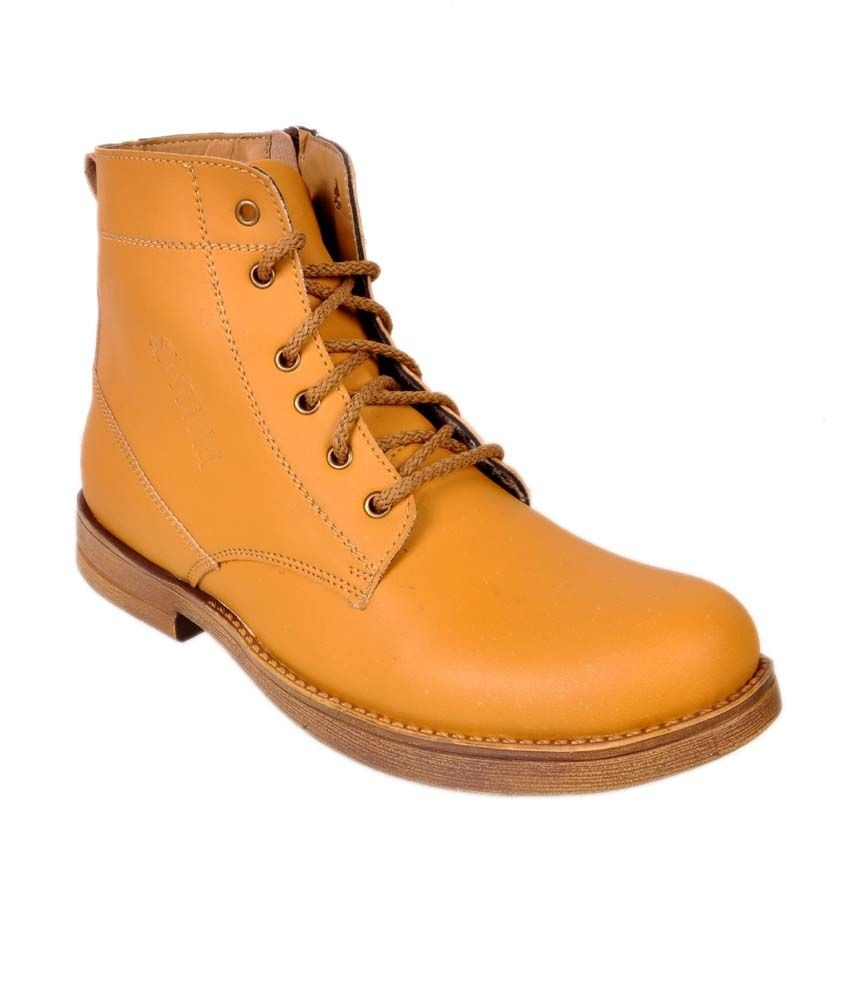 24 Casuals Enfield Teak Boot Shoes