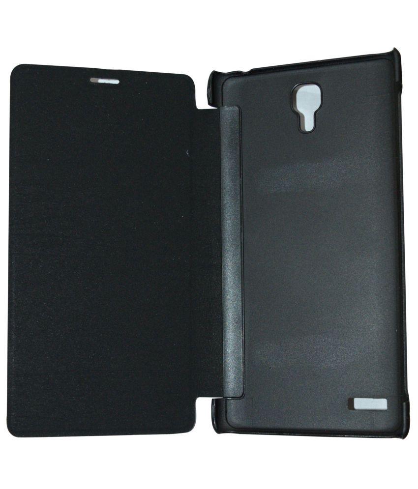 newest d4592 c5e0a Mi Flip Cover For Xiaomi Redmi Note
