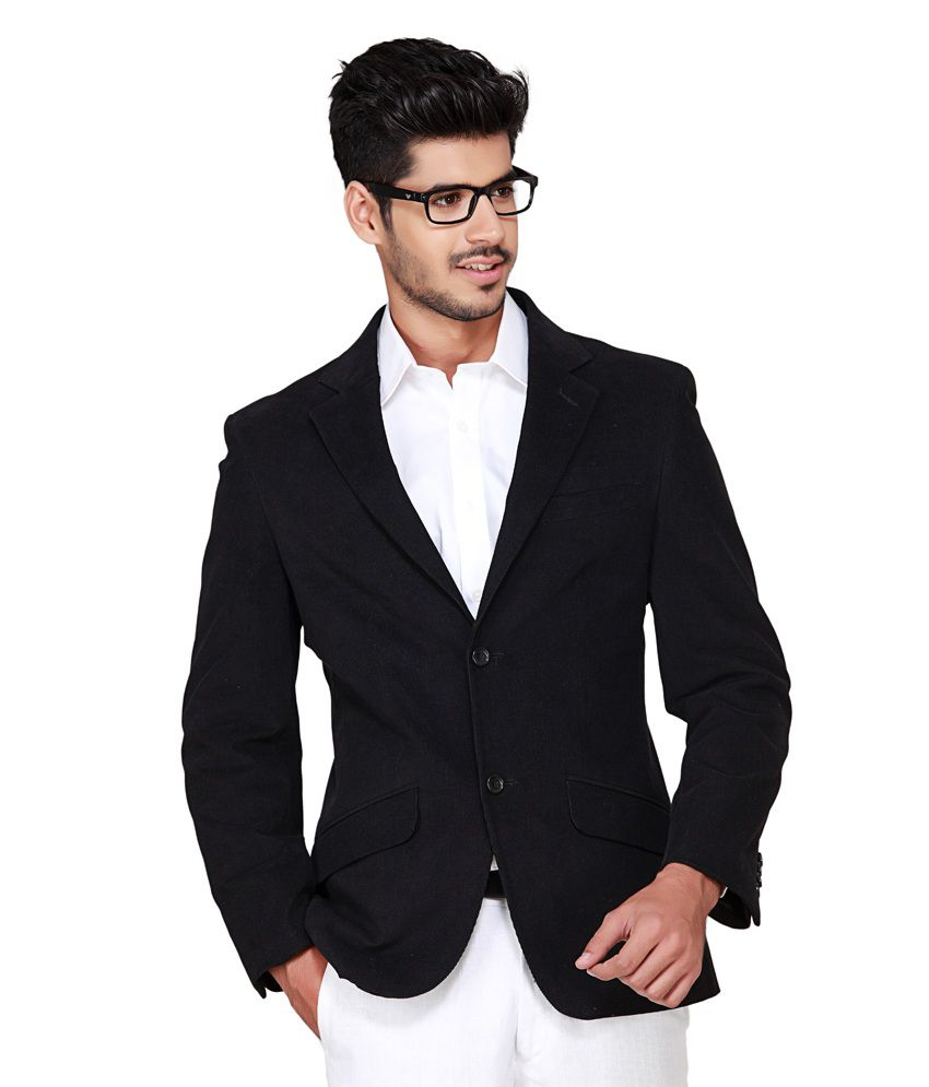 Navy Semi-formal Blazers - Buy Navy Semi-formal Blazers Online At Best Prices In India On Snapdeal