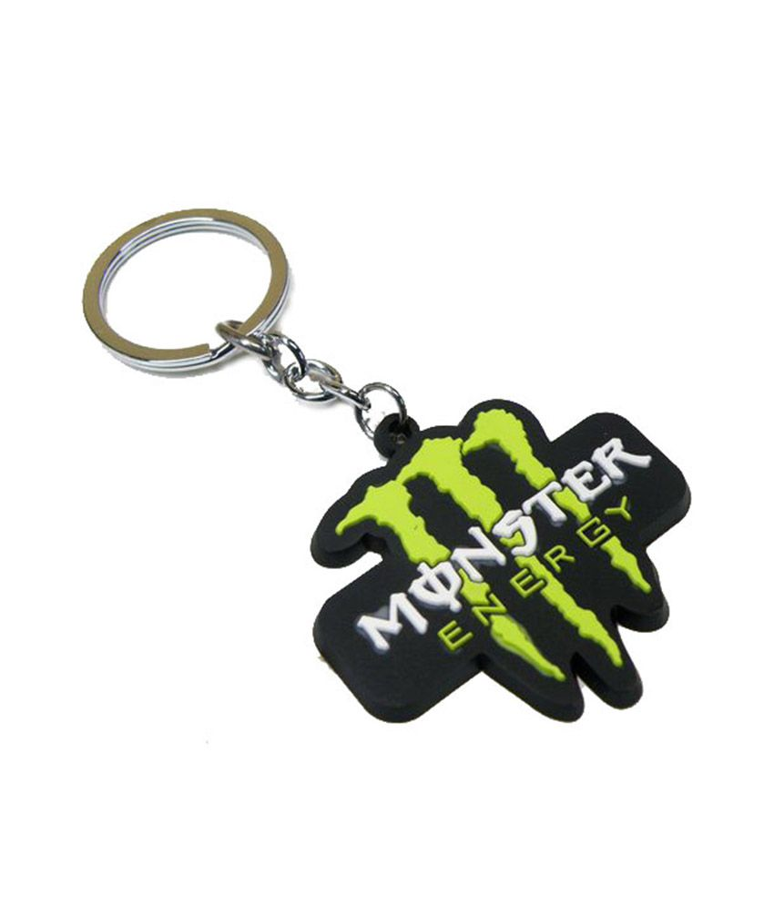 Monster Keychain