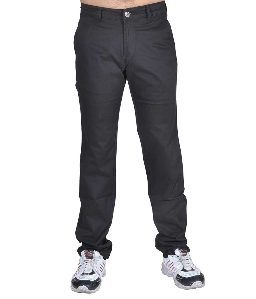 Savino Cotton Trouser