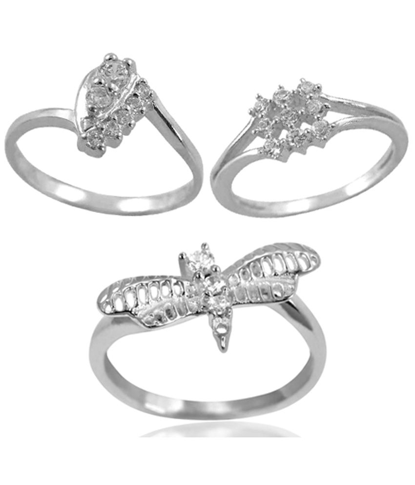 Arsh Crown Sky Dominion 1.25 CTW 925 Sterling Silver Cubic Zirconia Ring