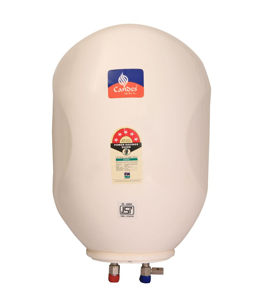 Candes GA 10 Litres Storage Water Geyser