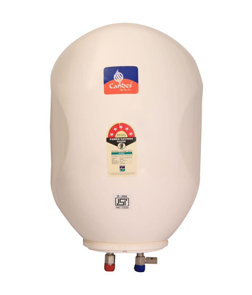 Candes-ABS-25-Litres-500-W-Storage-Water-Geyser