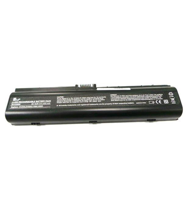 4d Hp Pavilion Dv2204tx 6 Cell Laptop Battery