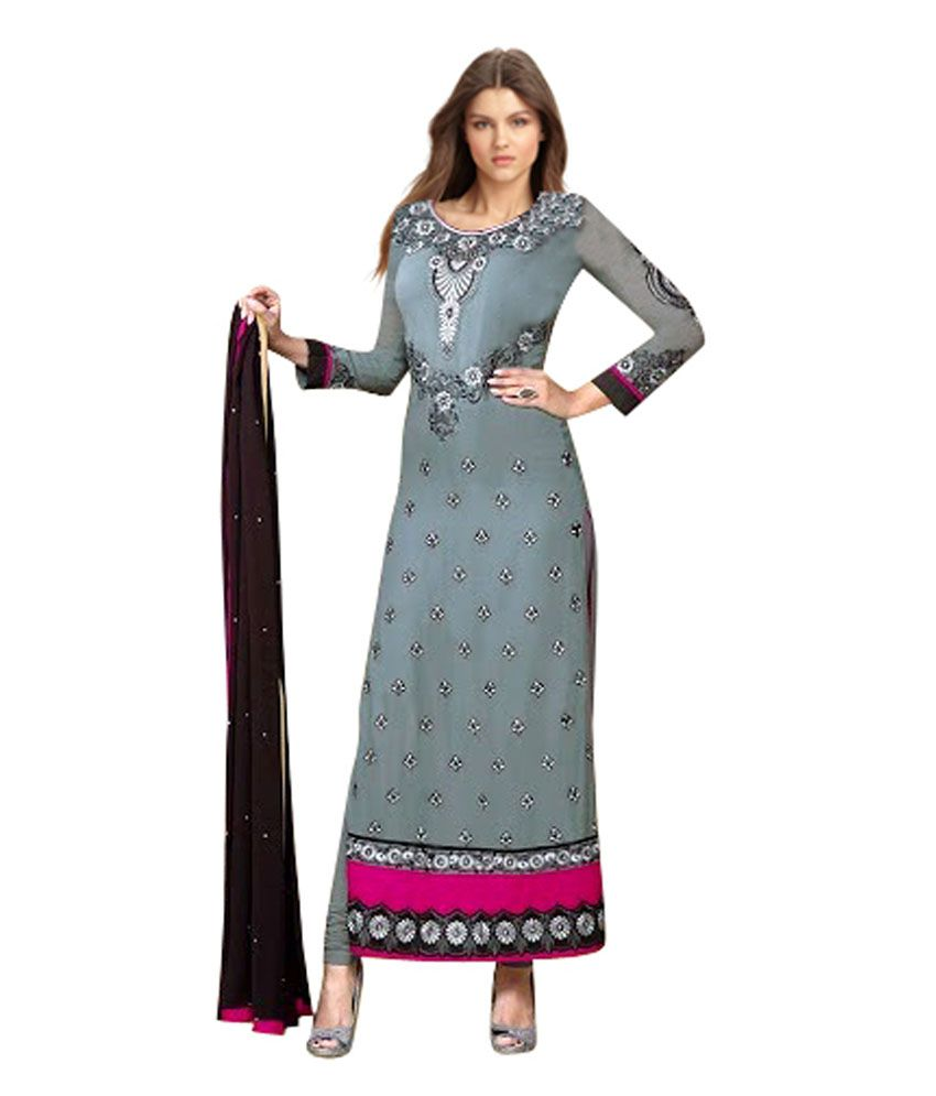 0db883e8d78e3 Designer Ladies Suit - Buy Designer Ladies Suit Online at Best Prices in  India on Snapdeal