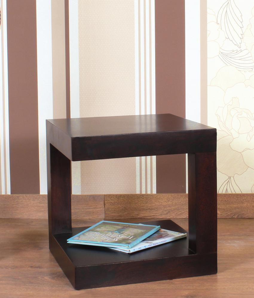 Soild Wood Side Table