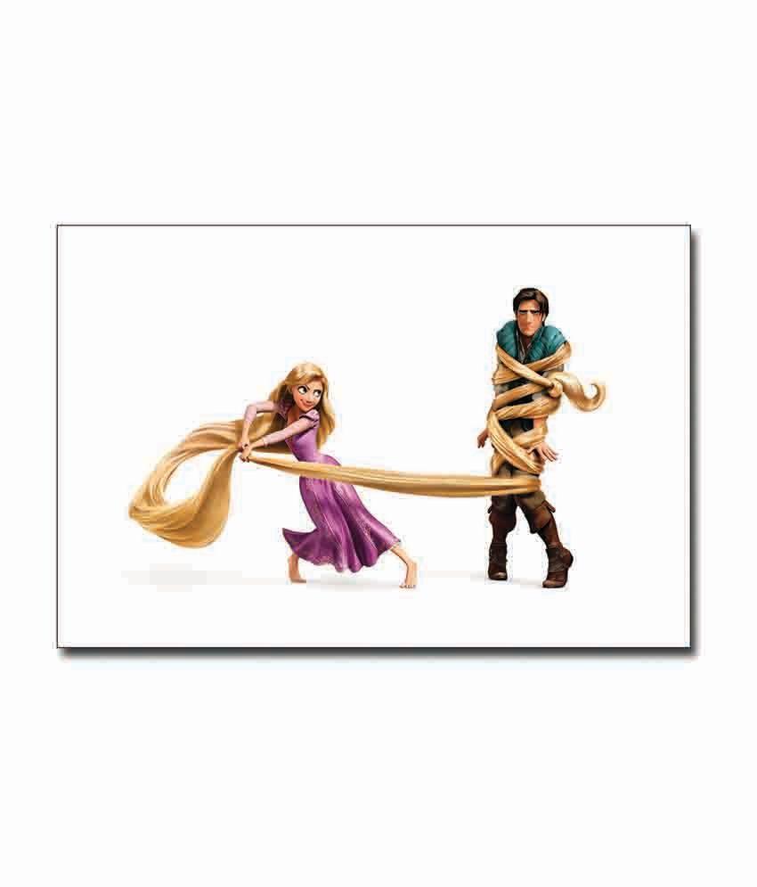 Artifa Rapunzel Tangled Laptop Skin Buy Figure