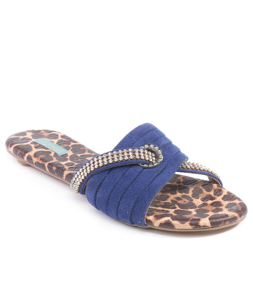 Catwalk Blue Flat