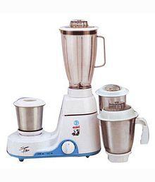 Gopi Super Plus 4 Jars Mixer Grinder Multicolour