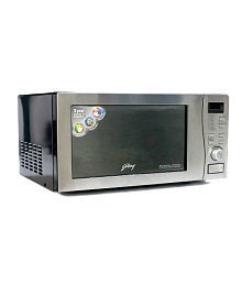 Godrej 20 LTR Gmx 20CA5-MLZ Convection Microwave Oven Black