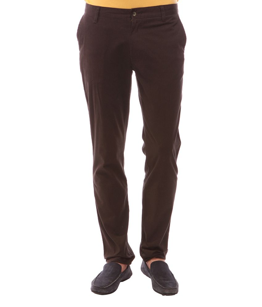 Urban Nomad Casual Trouser