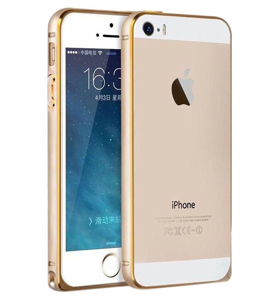 Iphone 5s Cases Gold More Champange Gold Du...