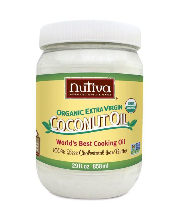 Nutiva Organic Virgin Coconut Oil - 29 Oz: Buy Nutiva