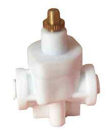 Roservice - Ro Tds Adjuster Switch White Push Fitting, Spare Part