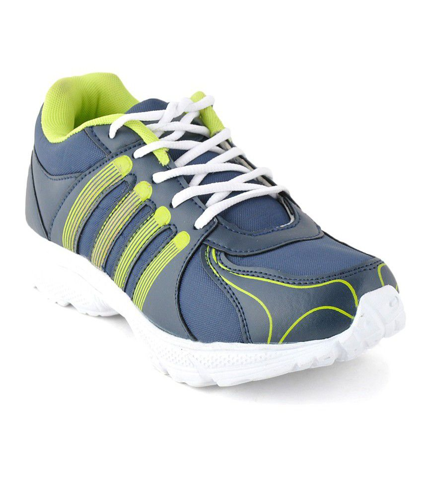 Foot N Style Multi Synthetic Leather Sport Shoes