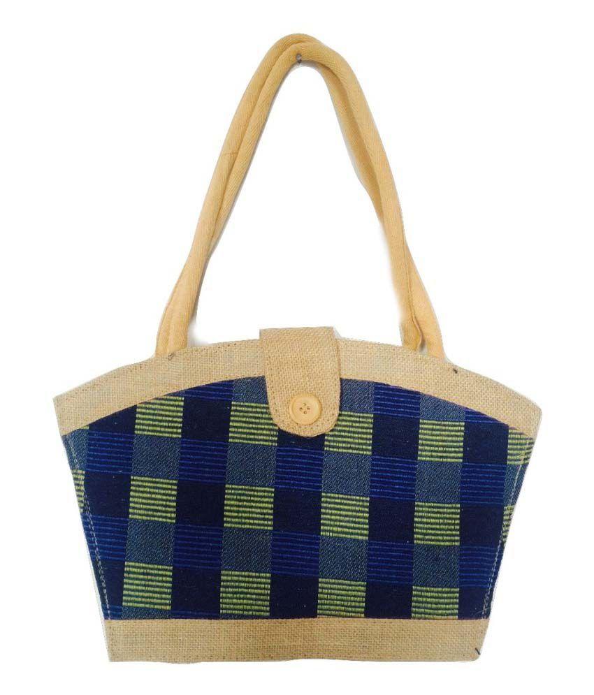 Idbc Handicraft Multi Purpose Jute Bag