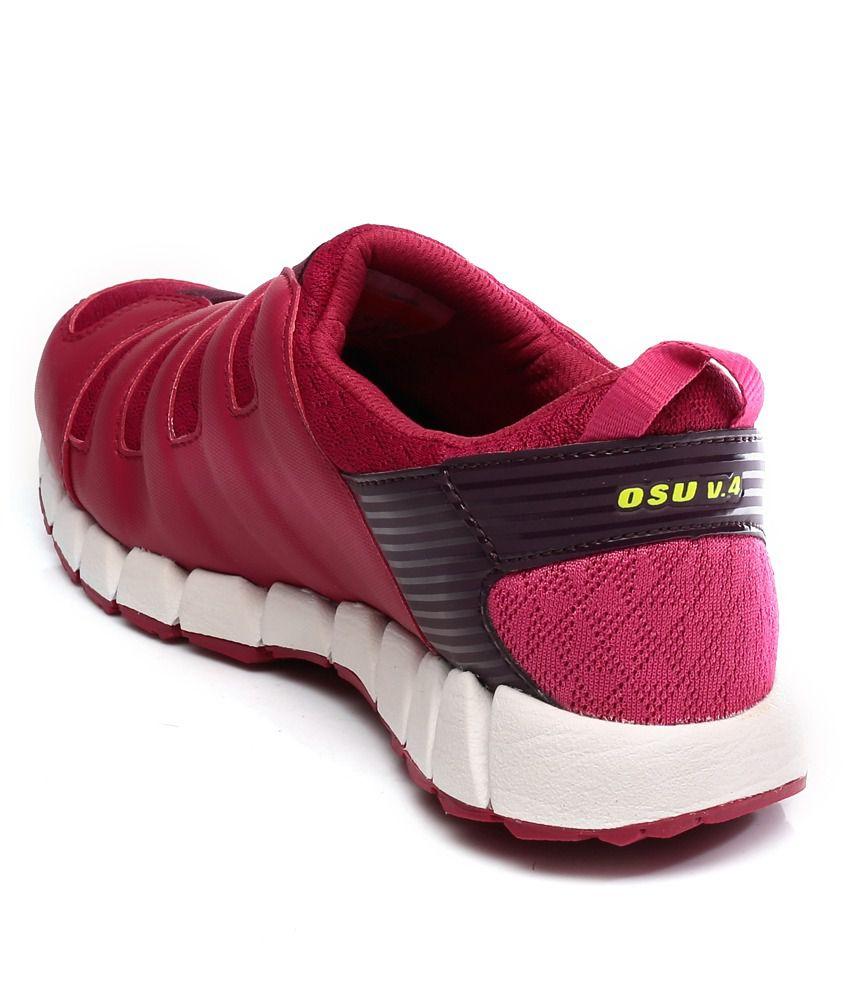 Puma Osu V4 Maroon Sports Shoe Price In India- Buy Puma