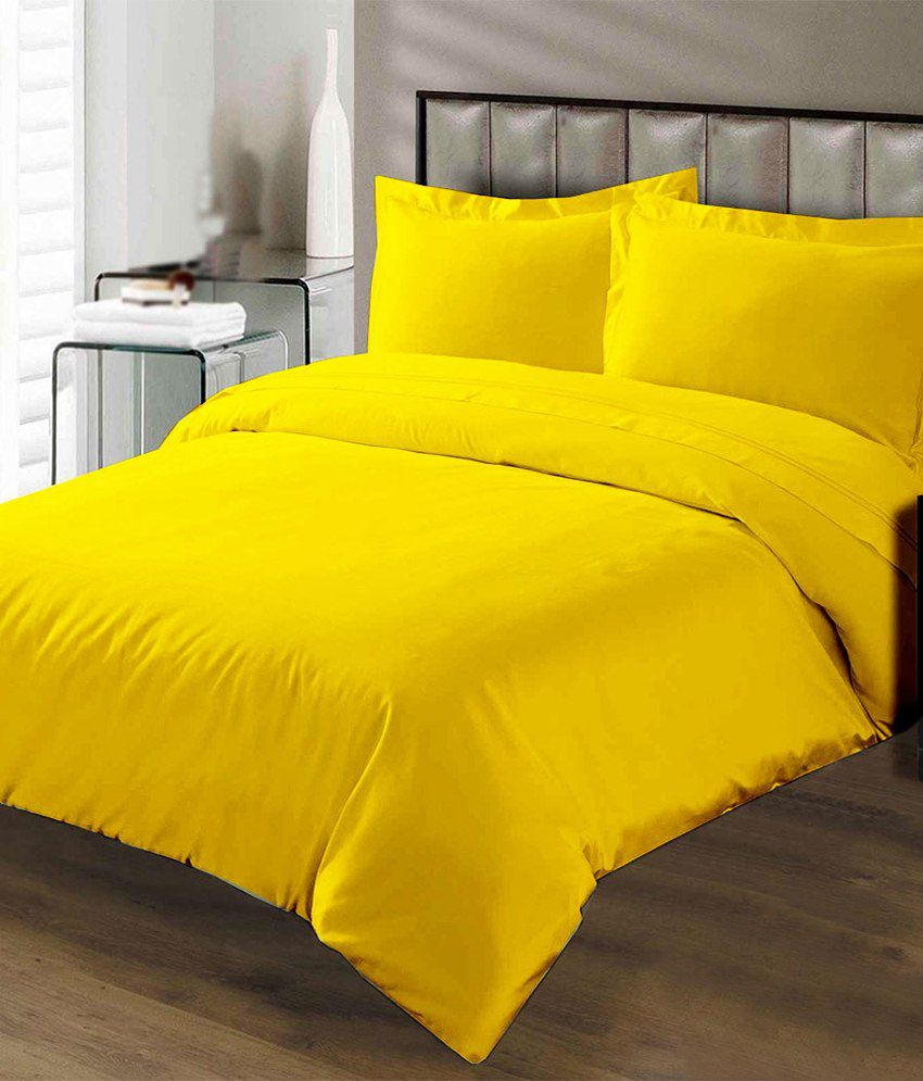 Pima cotton duvet set 250 thread count solid queen size for Pima cotton comforter