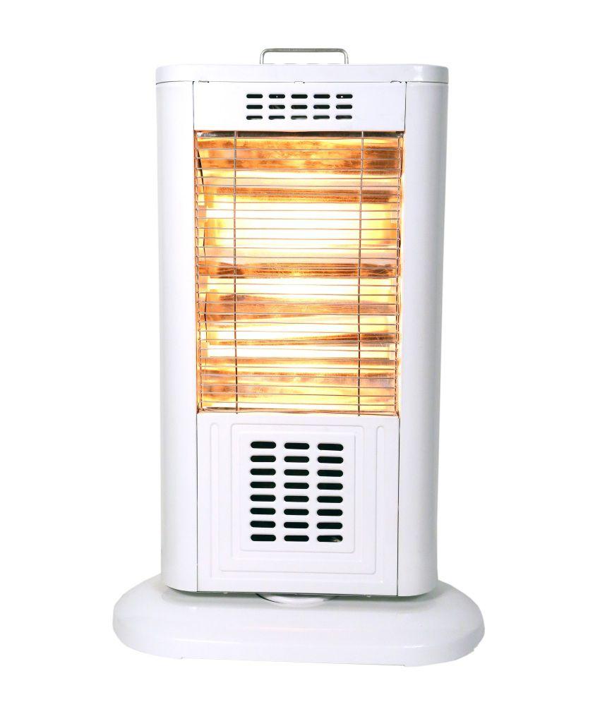 SignoraCare 1200 Watts Mini room Heater Room Heater Ivory white