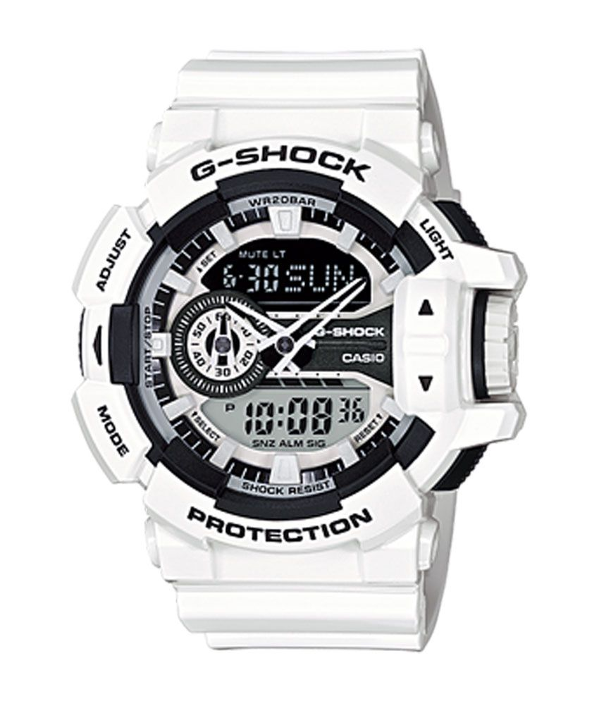 2cbb54dff Casio G-shock Ga-400-7adr Mens Watch - Buy Casio G-shock Ga-400-7adr Mens  Watch Online at Best Prices in India on Snapdeal