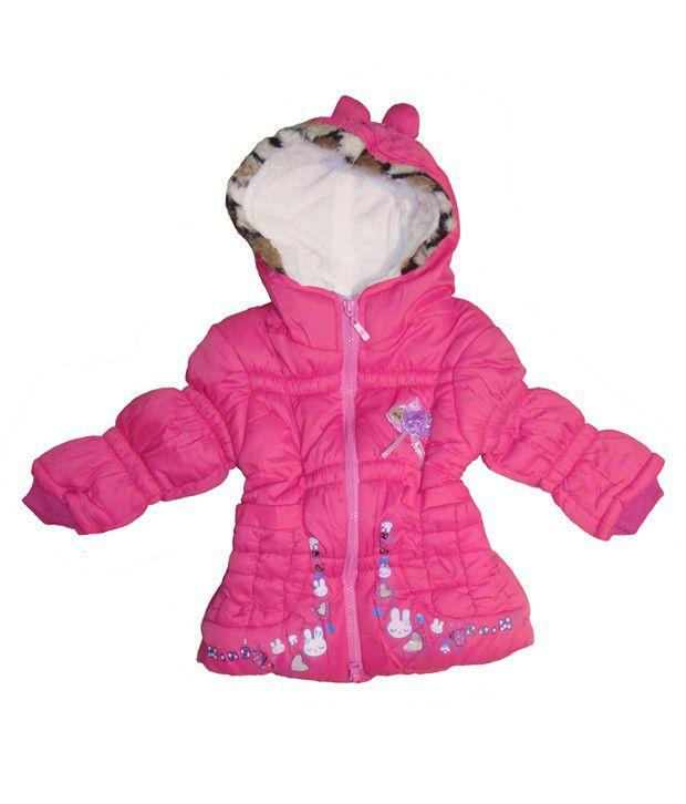 Bodingo Girls Casual Padded Jacket