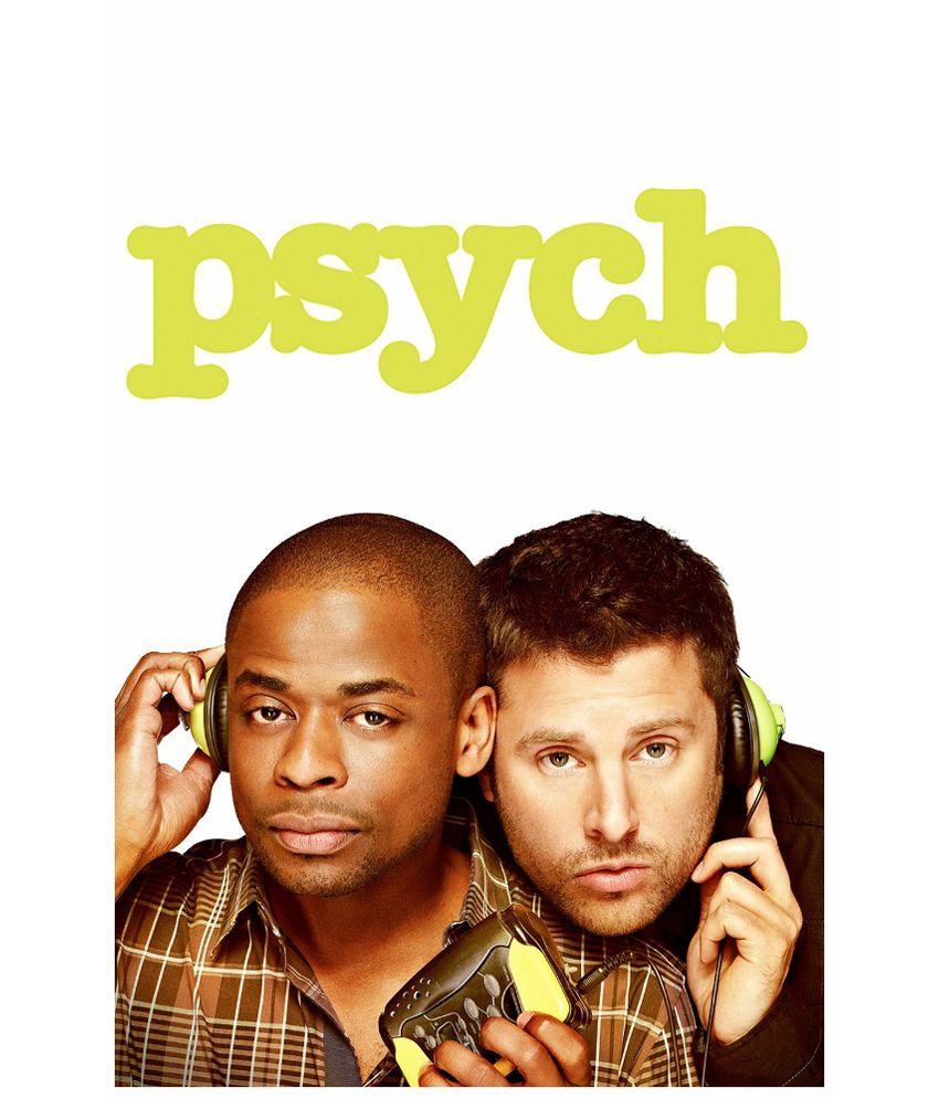 Clickforsign Psych Tv Show Sitcom Poster: Buy Clickforsign