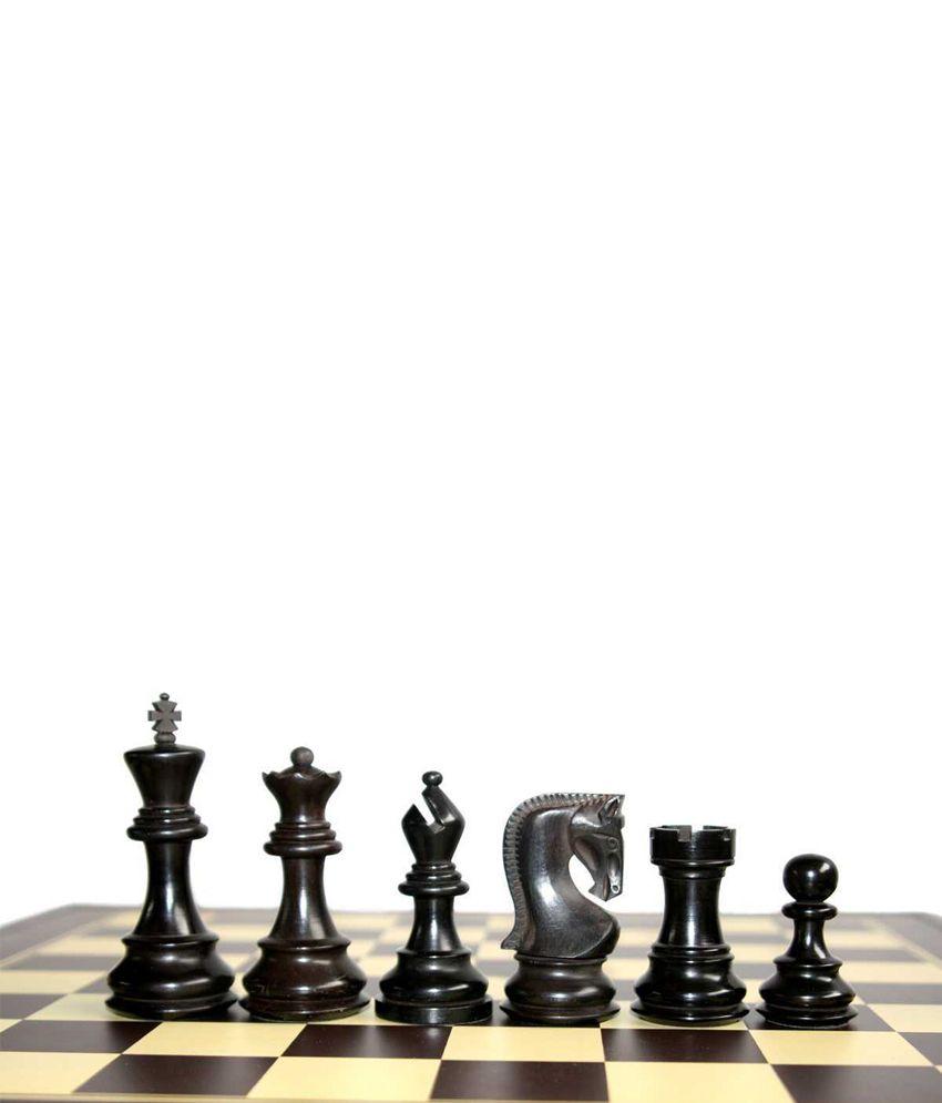 Inspired Livingg Russian Luxury Chess Set