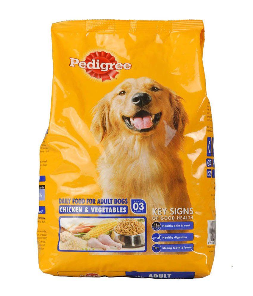 Pedigree Adult Dog Food Chicken Veg 15kg Buy Pedigree Adult Dog