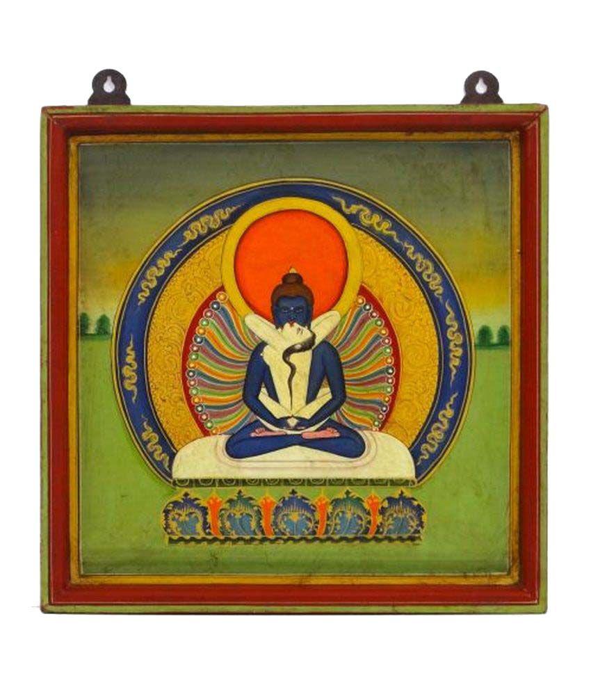 Artlivo Erotic Buddha Painting