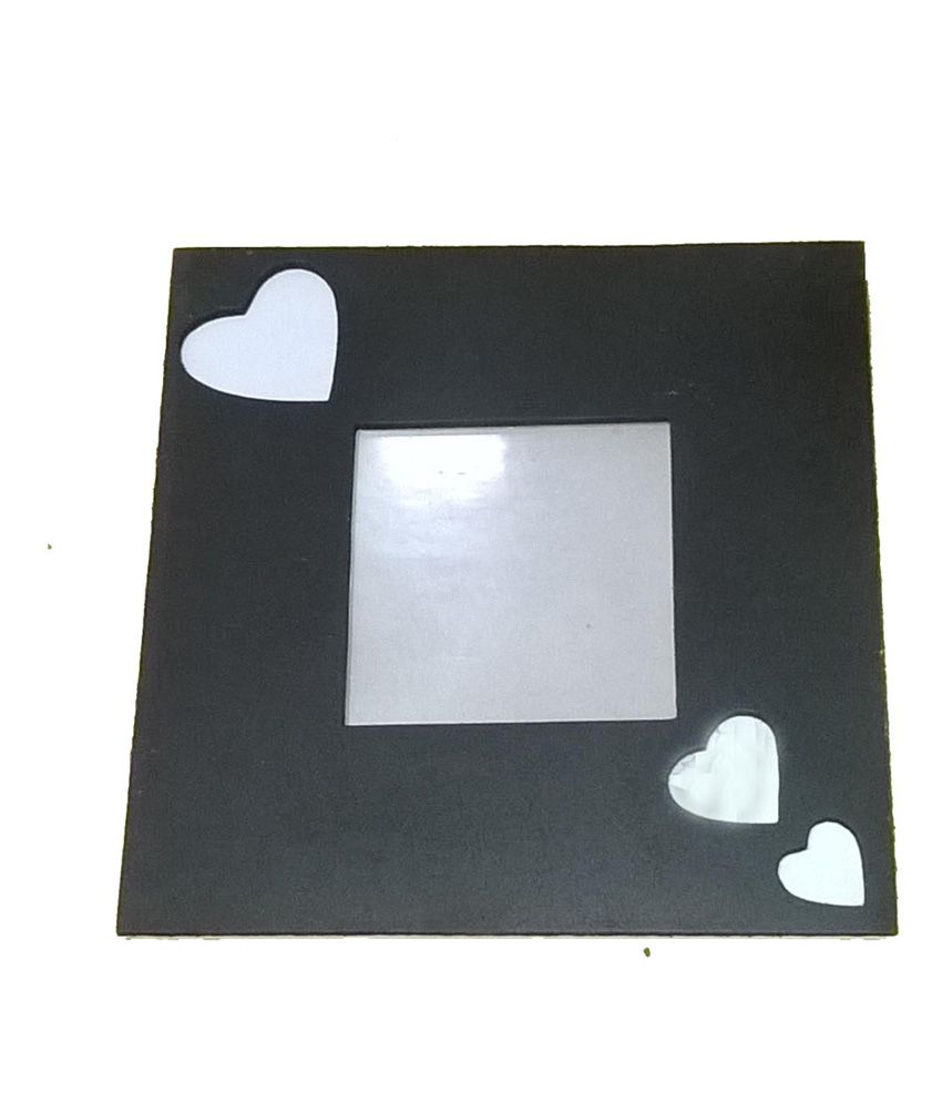 Giftstyle Black White Color Heart Photo Frame Buy Giftstyle Black