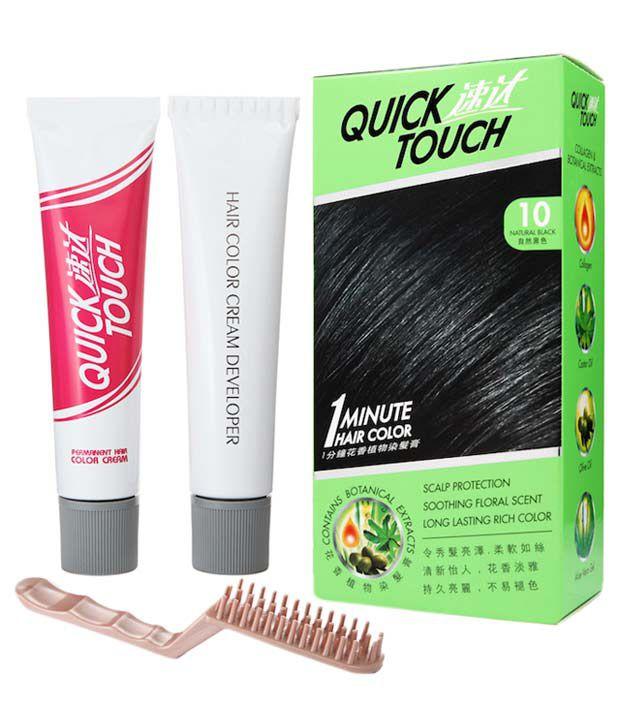 Chuyên cung cấp Thuốc nhuộm tóc phủ bạc hàn quốc QuickTouch và keo vuốt tóc Mỹ