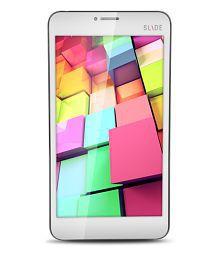 iBall 6095 D20 (3G + Wifi, 3G Calling, White)