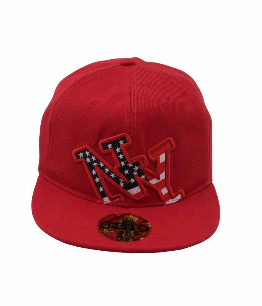 Jstarmart Red Gogo Cap