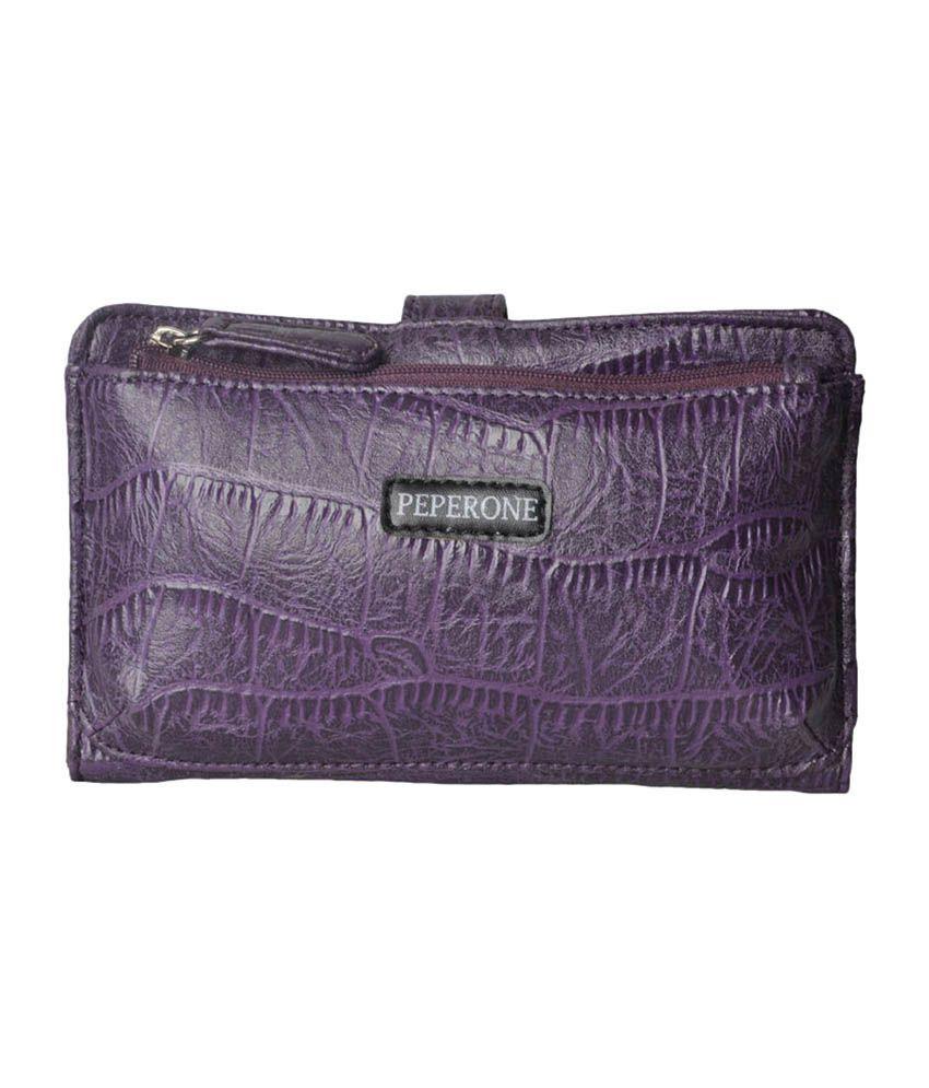 Peperone Fashionable Women Regular Wallet