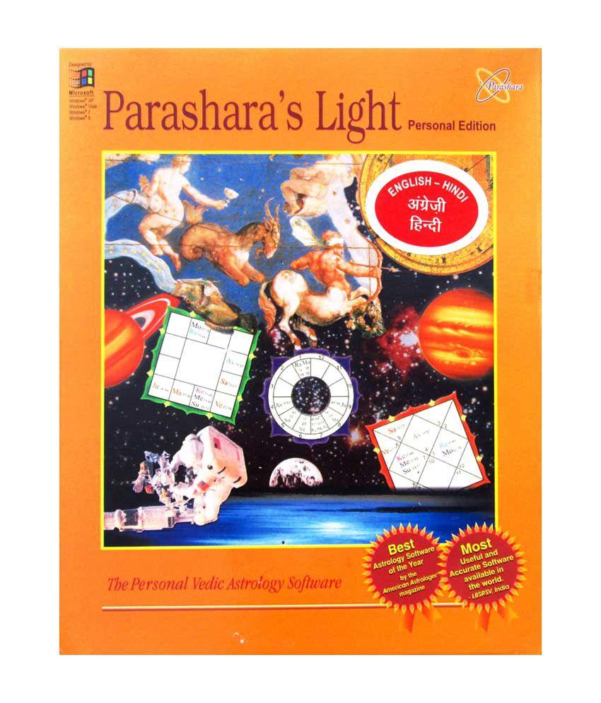 parasharas light 8 mac