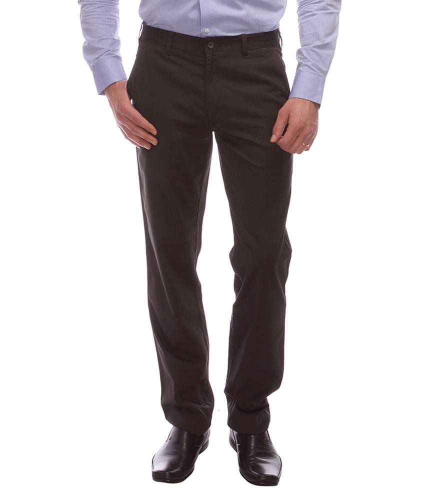 Urban Nomad Slim Fit Trousers