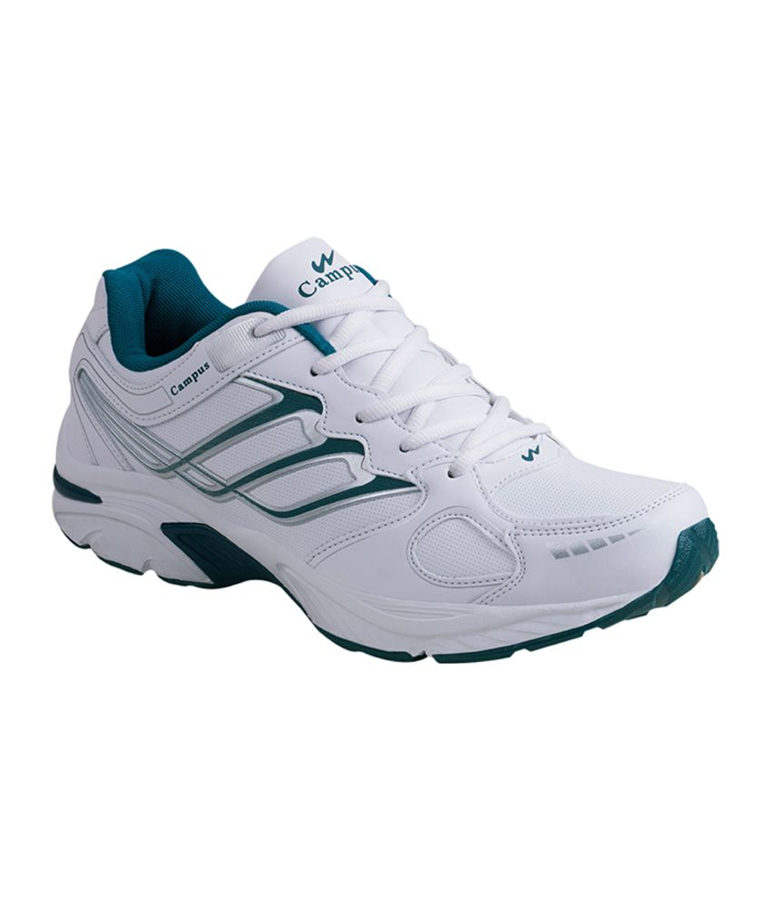 Campus Green Sport Shoes